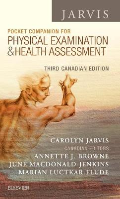 Pocket Companion for Physical Examination and Health Assessment, Canadian Edition