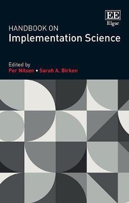 Handbook on Implementation Science