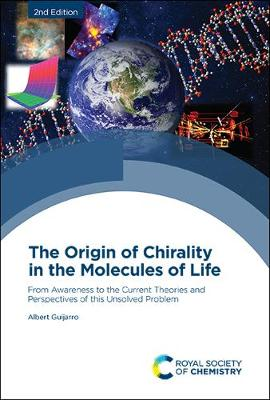 The Origin of Chirality in the Molecules of Life