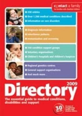 The Contact a Family Directory 2009 2009