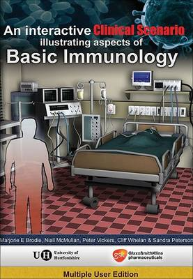 Interactive Clinical Scenario Illustrating Principles of Basic Immunology: Multi User Licence