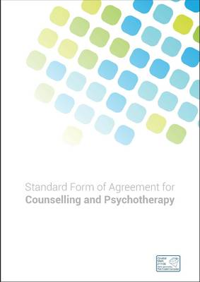 Standard Form of Agreement for Counselling & Psychotherapy