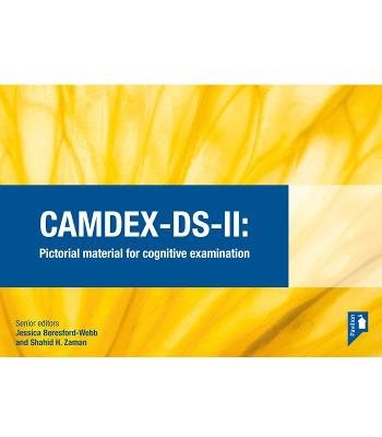 CAMDEX-DS-II: The Cambridge Examination for Mental Disorders of Older People with Down Syndrome and Others with Intellectual Disabilities. (Version II) Pictorial material for cognitive examination