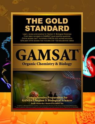 GAMSAT Organic Chemistry & Biology