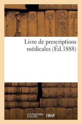 Livre de Prescriptions M dicales
