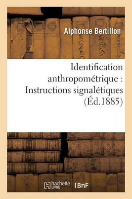 Identification Anthropom�trique