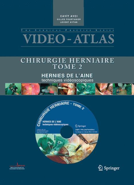 Vidéo atlas Chirurgie herniaire