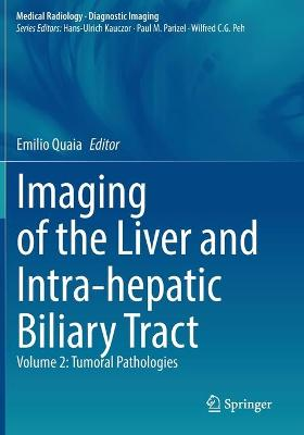 Imaging of the Liver and Intra-hepatic Biliary Tract