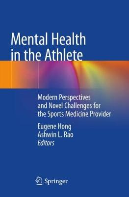 Mental Health in the Athlete