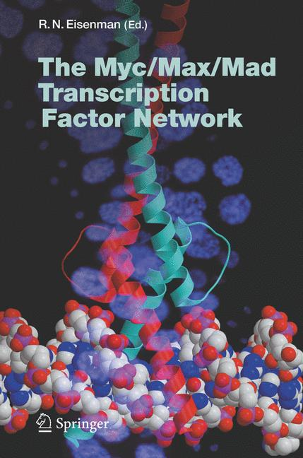 The Myc/Max/Mad Transcription Factor Network