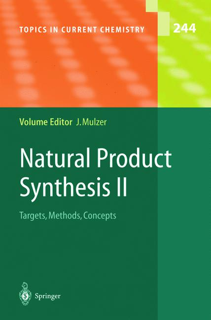 Natural Product Synthesis II