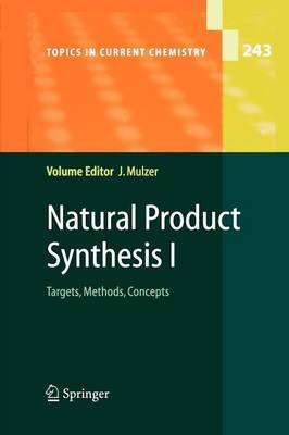 Natural Product Synthesis I