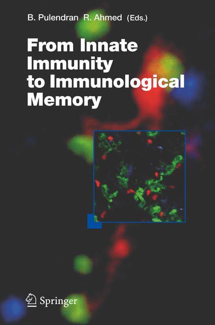 From Innate Immunity to Immunological Memory