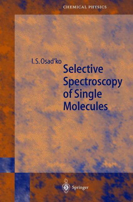 Selective Spectroscopy of Single Molecules