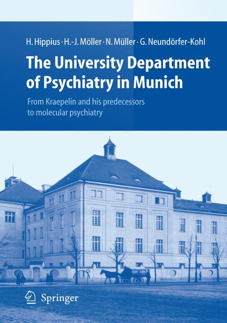 The University Department of Psychiatry in Munich