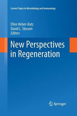 New Perspectives in Regeneration
