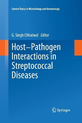 Host-Pathogen Interactions in Streptococcal Diseases