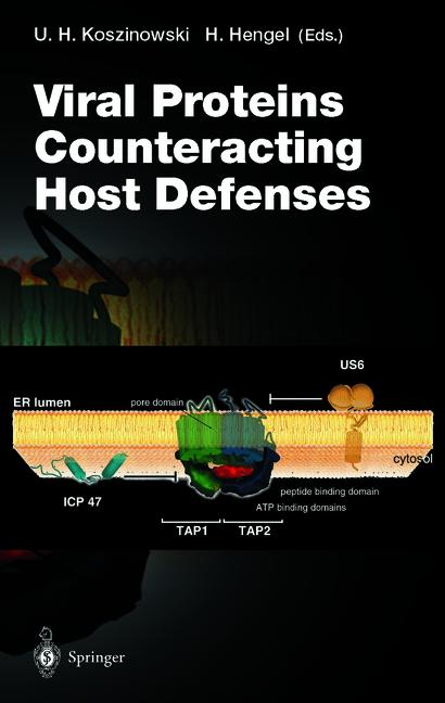Viral Proteins Counteracting Host Defenses