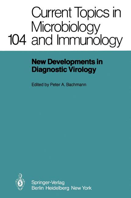 New Developments in Diagnostic Virology