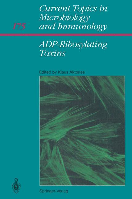 ADP-Ribosylating Toxins