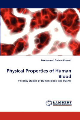 Physical Properties of Human Blood