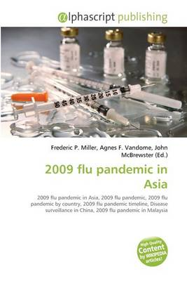 2009 Flu Pandemic in Asia