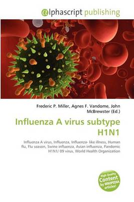 Influenza A Virus Subtype H1N1