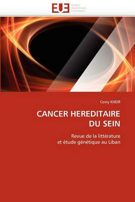Cancer Hereditaire Du Sein