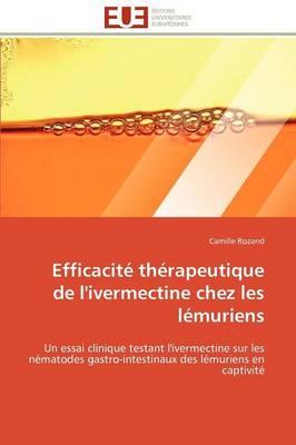 Efficacit Th rapeutique de l''ivermectine Chez Les L muriens