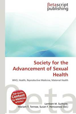 Society for the Advancement of Sexual Health