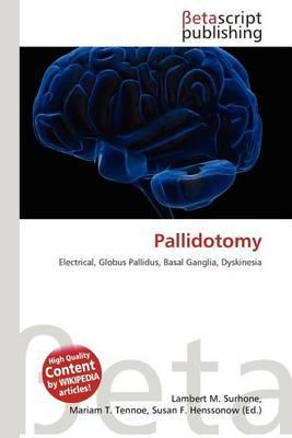 Pallidotomy