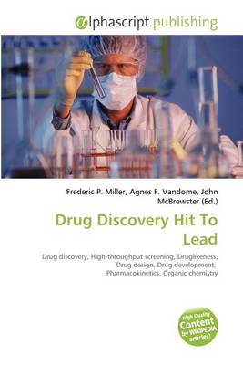 Drug Discovery Hit To Lead
