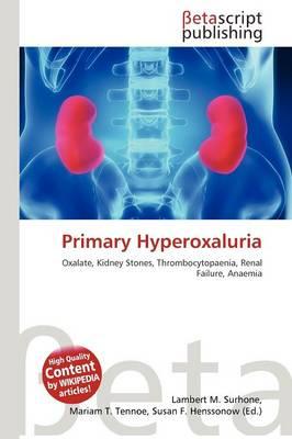 Primary Hyperoxaluria