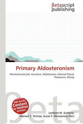 Primary Aldosteronism