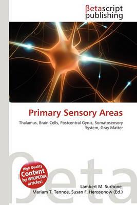 Primary Sensory Areas