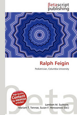 Ralph Feigin