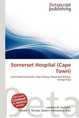 Somerset Hospital (Cape Town)