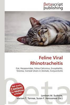 Feline Viral Rhinotracheitis