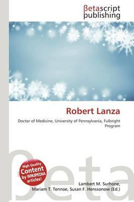 Robert Lanza