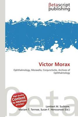 Victor Morax