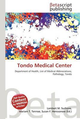 Tondo Medical Center