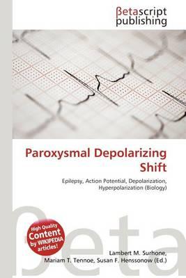 Paroxysmal Depolarizing Shift