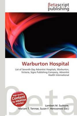 Warburton Hospital