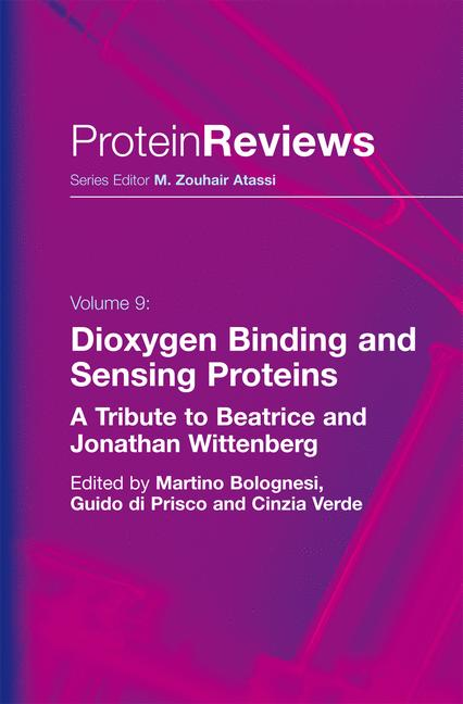 Dioxygen Binding and Sensing Proteins