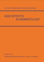 Side Effects in Dermatology
