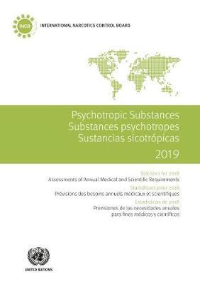 Psychotropic substances 2019