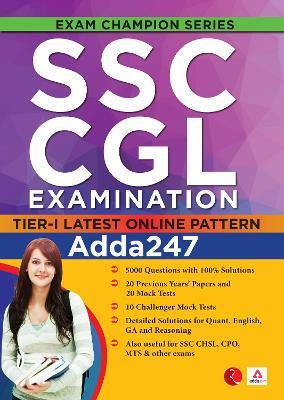 TBD: SSC CGL EXAMINATION