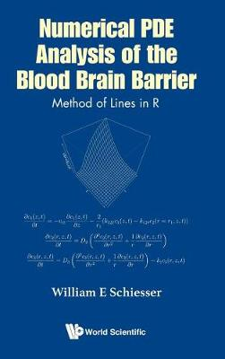 Numerical Pde Analysis Of The Blood Brain Barrier: Method Of Lines In R