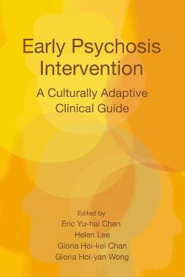 Early Psychosis Intervention